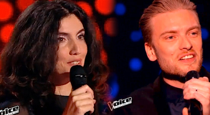 The Voice : Les
